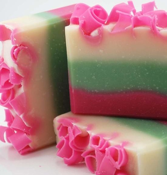 Appletini Handmade Vegan Soap