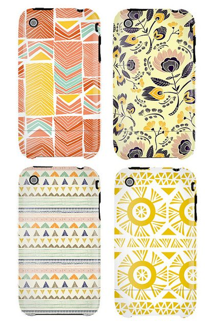 leah duncan uncommon iphone covers, want!!!!