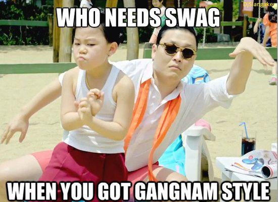 Oppan Gangnam Style