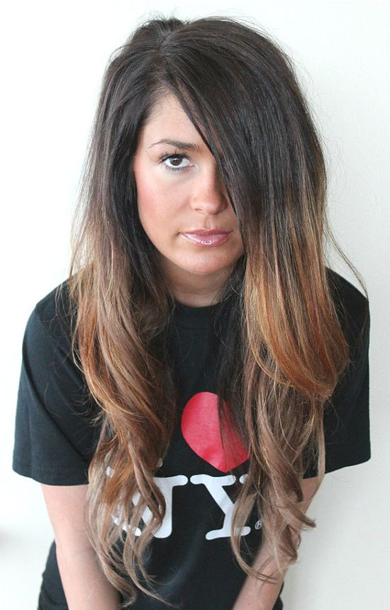 Ombre hair. ? it!!!