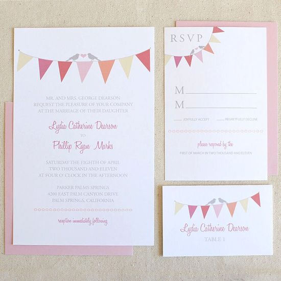 Another printable invitation :)  www.weddingchicks...