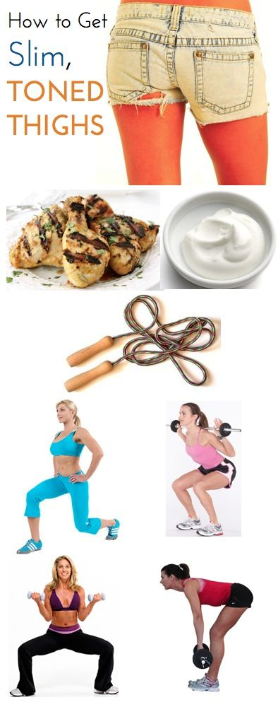What you need to know to get slimmer thighs www.chickrx.com/...