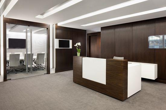 CCTV offices by Lawson Architecture & Workspaces LLC, Washington DC