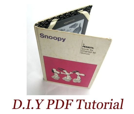 kindle cover tutorial (not free)
