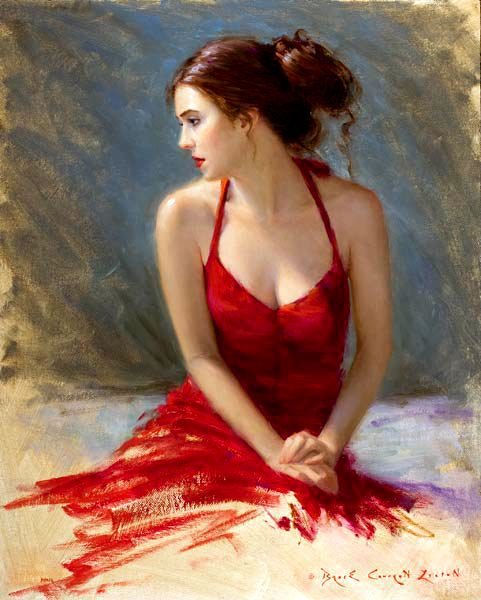25 Attractive & Inspiring Oil Paintings by Artist Bryce Cameron Liston