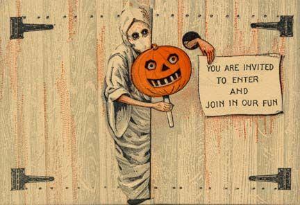 Halloween Invitation by halloween_guy, via Flickr