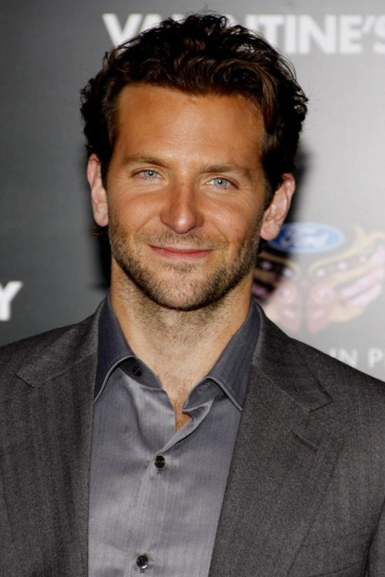 Bradley Cooper is definetly a talented man in many movies he does, he is also gorgeous also who else takes their mom to a red carpet event as their date, what a great man and celebrity:)