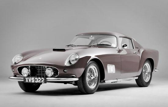 looks kinda like the car James Bond uses in Skyfall