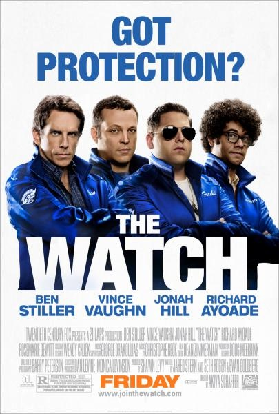 cannot wait to see this movie... The Watch