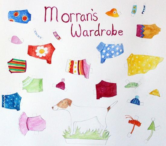 Morran's Wardrobe