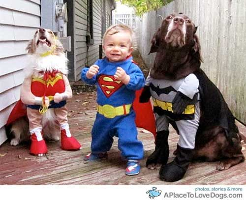 the bestest super heroes ever