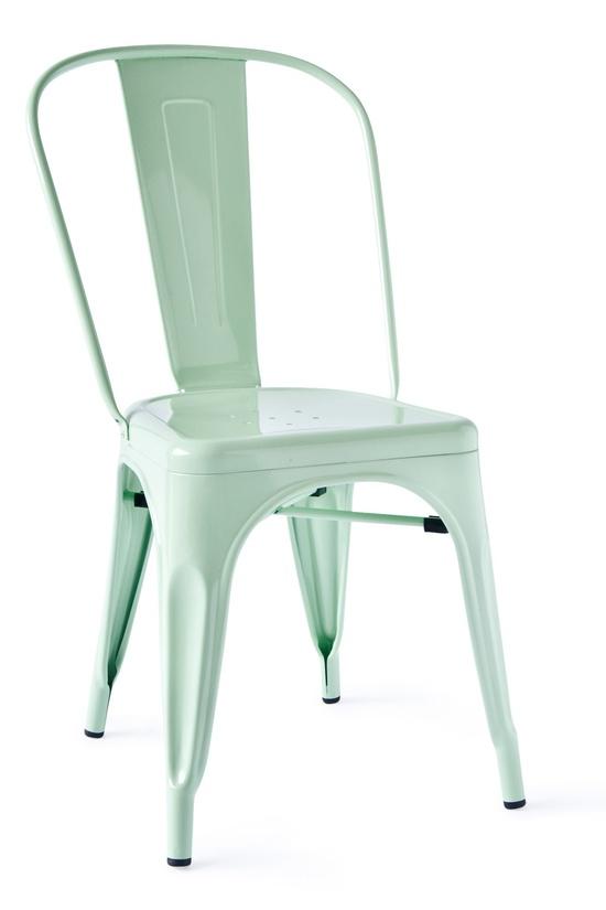 Marais A Side Chair Peppermint / Industry West