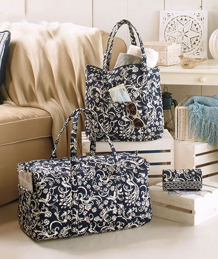 Quilted Travel Collection