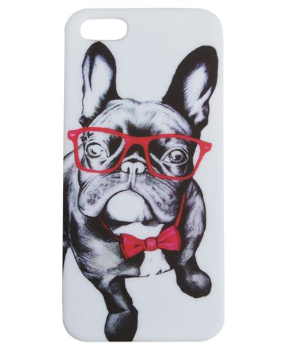 French Bulldog Phone Case from Wet Seal