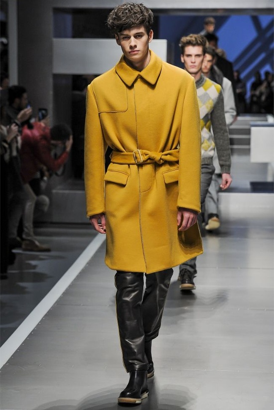 Fendi Fall/Winter 2013