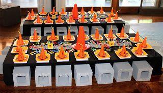 Lego Construction Party Ideas