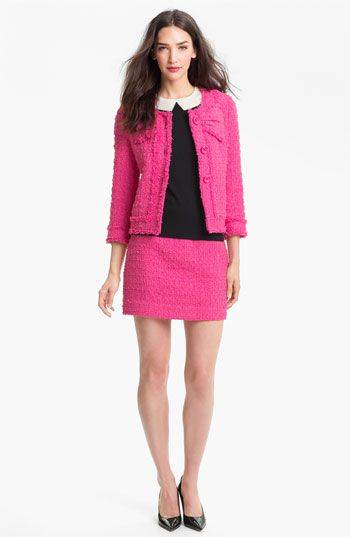 A little pop of pink for the office! ? Kate Spade