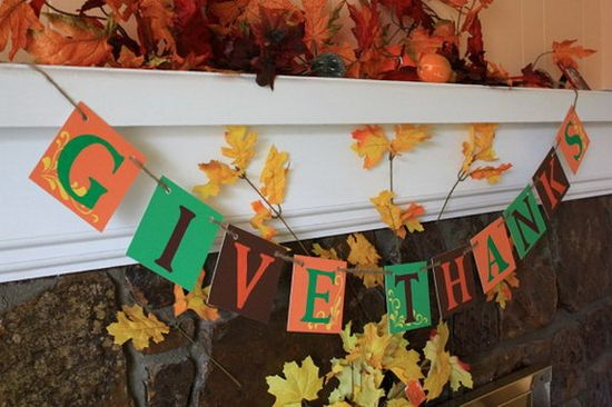 60 Amazing Thanksgiving Diy Decoration Ideas