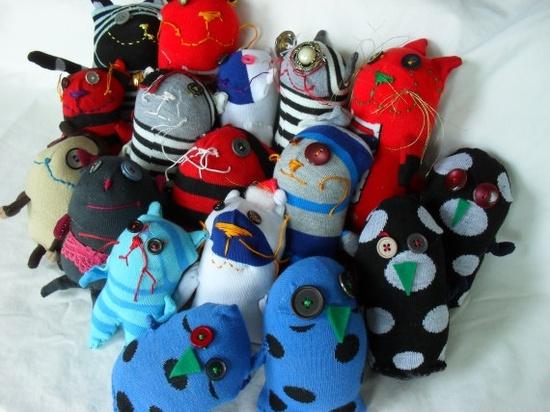 cute stuffed animals etsy