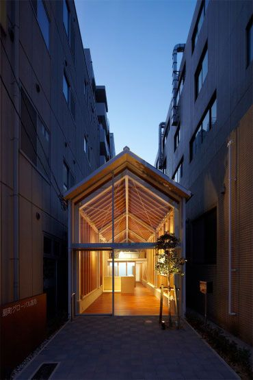 Japanese Timber House / #architecture #house #japan