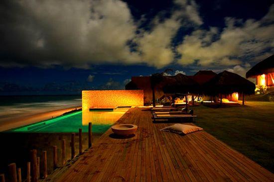 Kenoa Exclusive Beach Spa & Resort, Brazil