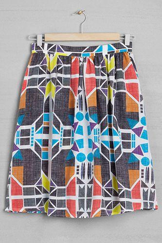 Super Summer Skirt Tutorial