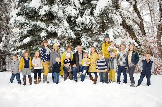 Beautiful!  Extended family pic, great gift