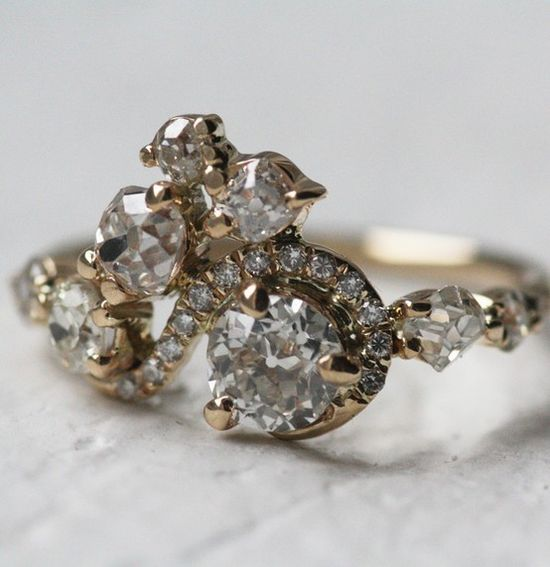 Gorgeous diamond ring