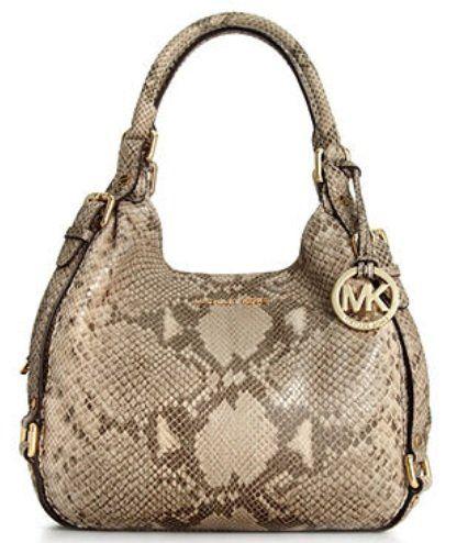 MICHAEL Michael Kors Handbag, Bedford Medium « Clothing Impulse