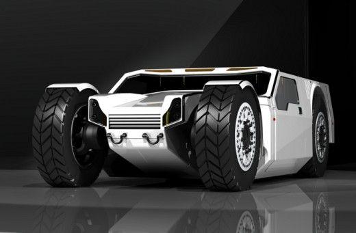 Shadow Hawk Concept Car