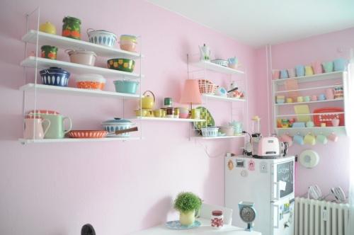Pastel #kitchen