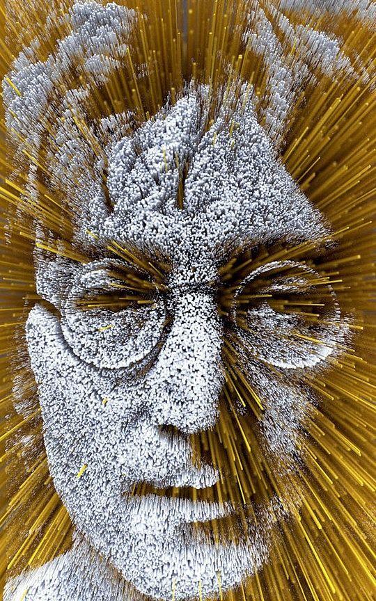 Lennon my idol!   HOT 3d Art by Adam Martinakis