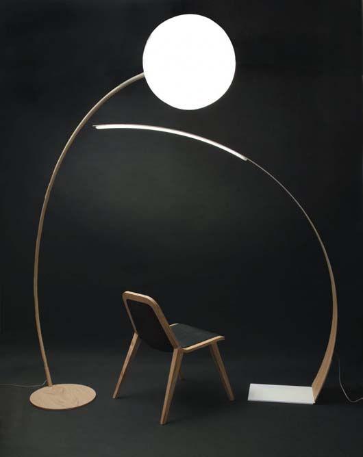 modern wooden lamp design interior decorating