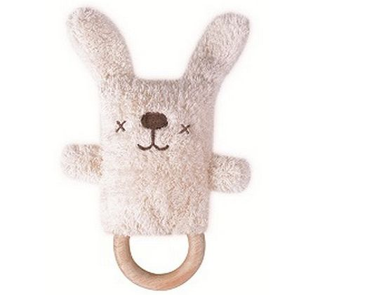 Rabbit baby toy
