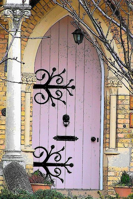 Love this door!