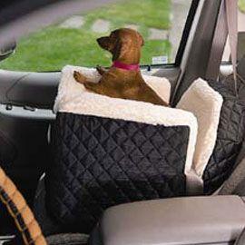 Lookout Car Pet Seat