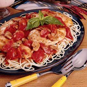 Easy Italian Chicken Recipe