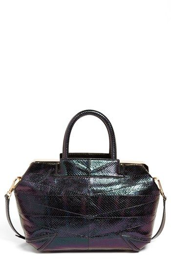 B Brian Atwood 'Sophia' Leather Satchel, Extra Large available at #Nordstrom