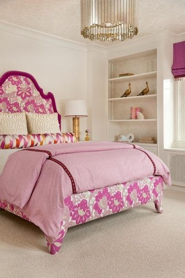 Great bed.Design by Annsley McAleer.