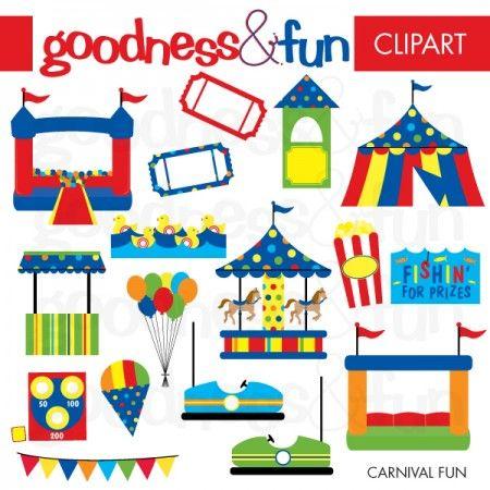 carnival fun printables