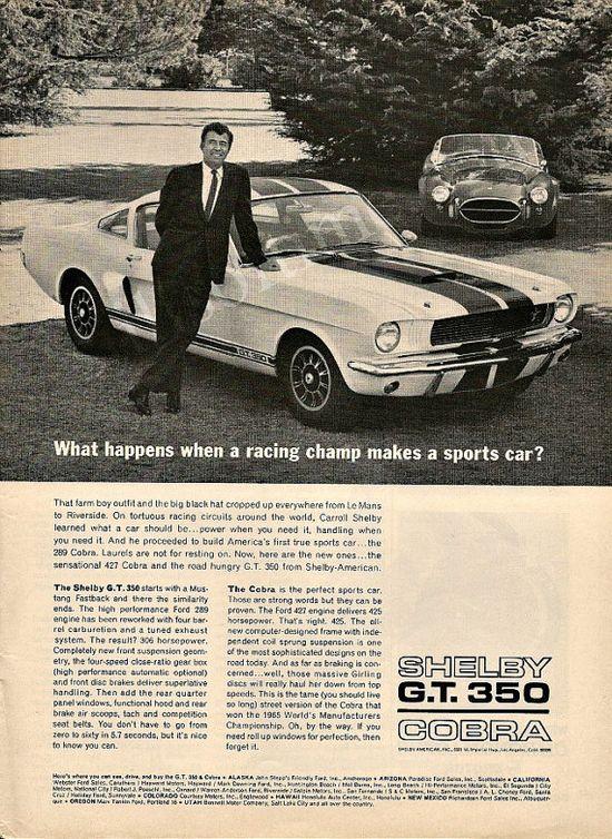 """Racing Champ Makes A Sports Car"""