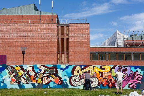 otaniemi - university main building - Aalto