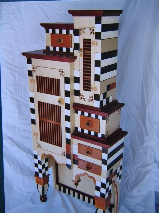 handcrafted art furniture, figjamstudio