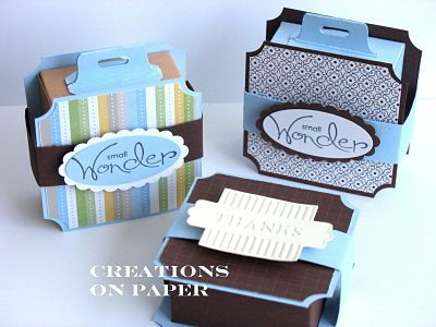gorgeous favor boxes