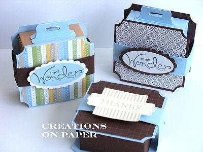 gorgeous favor boxes