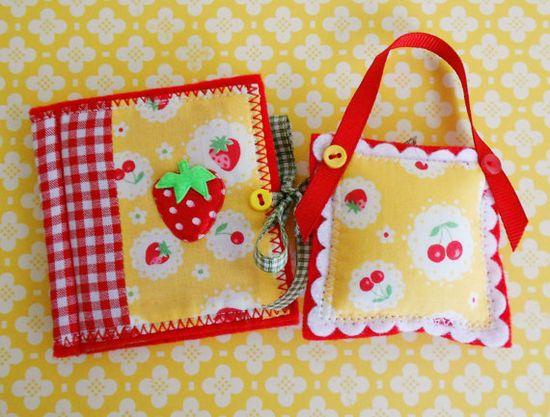 Mini sewing kit ~ picocrafts