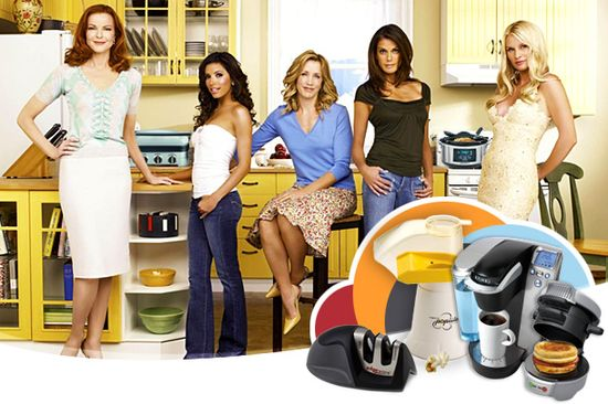 Desperate Housewife's Must-Have Kitchen Appliances, Cooking Recipes Blog
