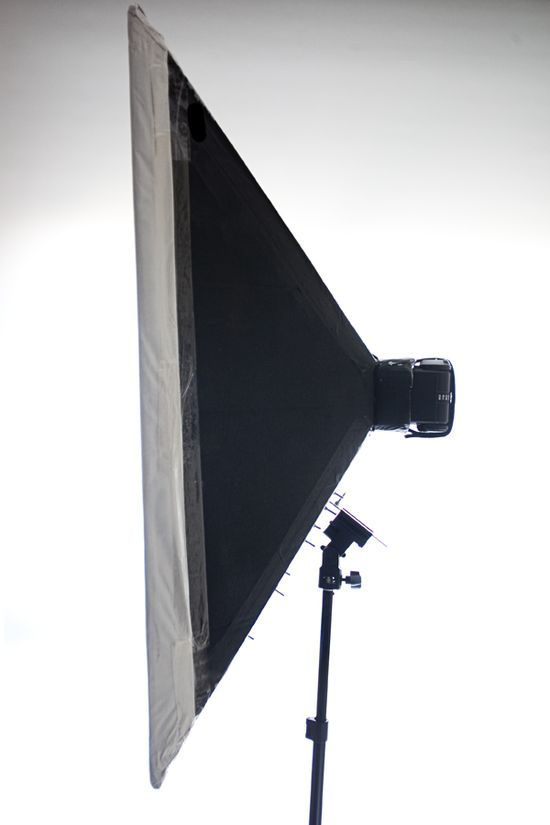 Photography - How To Make a Professional Softbox for Under $20