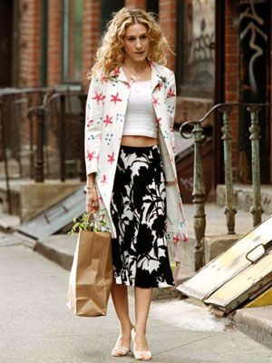 Carrie Bradshaw #Cars and such #Car accessory #Cars