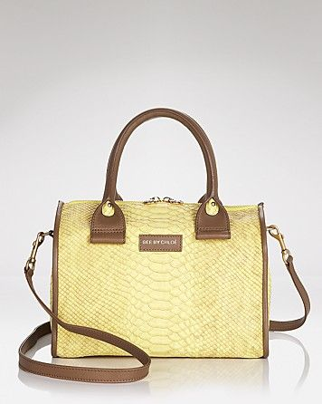 See by Chloé Satchel - April Small Duffel